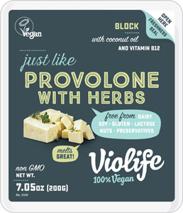 Violife Just Like Provolone with Herbs