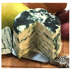 Virgin Cheese Organic Artisan Bleu THUMBNAIL