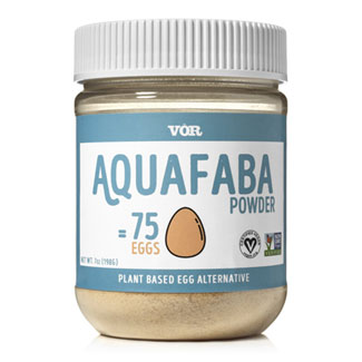Aquafaba Powder by Vör Foods - Larger 75 Egg Jar MAIN