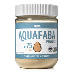 Aquafaba Powder by Vör Foods - Larger 75 Egg Jar THUMBNAIL