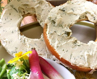 Vtopian Cashew Cream Cheese Spreads