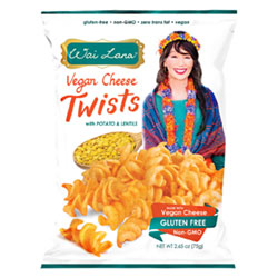Wai Lana Vegan Cheese Twists THUMBNAIL