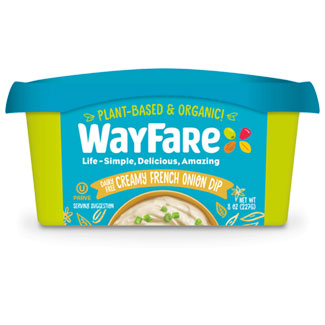 Dairy-Free Creamy French Onion Dip by Wayfare Foods MAIN