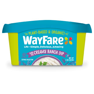 Dairy-Free Creamy Ranch Dip by Wayfare Foods MAIN