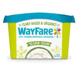 Dairy-Free Sour Cream by Wayfare Foods THUMBNAIL