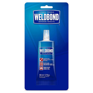 Weldbond All-Purpose Glue - 2 oz. bottle MAIN