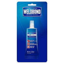Weldbond All-Purpose Glue - 2 oz. bottle THUMBNAIL