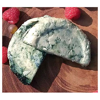 Baby Blue Artisan Cashew Cheese by Wendy's Nutty Cheese MAIN