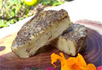 Fig & Fennel Artisan Cashew Cheese by Wendy's Nutty Cheese THUMBNAIL