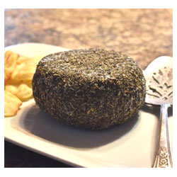 Herb Chèvre Artisan Cashew Cheese by Wendy's Nutty Cheese THUMBNAIL