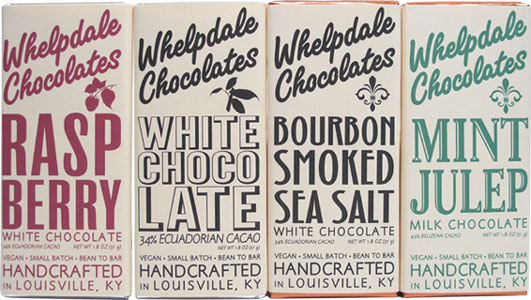Whelpdale Handcrafted Vegan Chocolate Bars