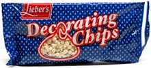 "Dairy-Free ""White Chocolate"" Chips by Lieber's"