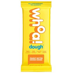 Whoa! Dough Cookie Dough Bar - Peanut Butter THUMBNAIL