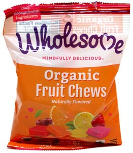 Wholesome Organic Fruit Chews