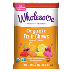 Wholesome Organic Fruit Chews THUMBNAIL