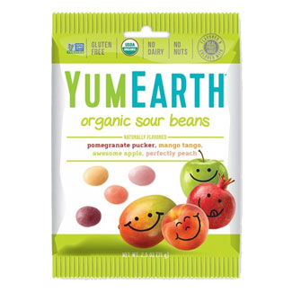 Organic Sour Beans by YumEarth Naturals MAIN