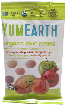 Organic Sour Beans by YumEarth Naturals_LARGE