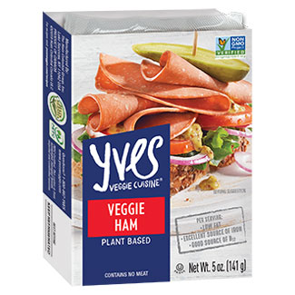 Yves Veggie Ham Slices MAIN