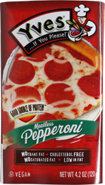 Yves Meatless Pepperoni Slices Veganessentials Online Store