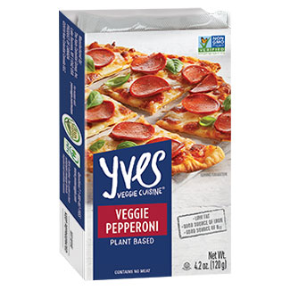 Yves Meatless Pepperoni Slices MAIN