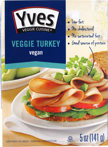 Yves Veggie Turkey Slices