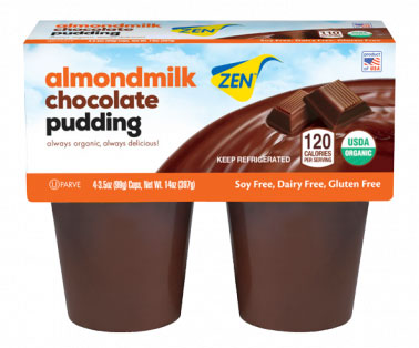 Zen Organic Almond Milk Chocolate Pudding_LARGE