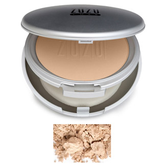 Dual Powder Foundation by Zuzu Luxe - D-10 MAIN