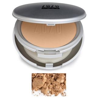 Dual Powder Foundation by Zuzu Luxe - D-17 MAIN