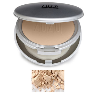 Dual Powder Foundation by Zuzu Luxe - D-4 MAIN