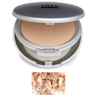 Dual Powder Foundation by Zuzu Luxe - D-7 MAIN