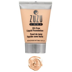 Oil-Free Liquid Foundation by Zuzu Luxe - L-6 THUMBNAIL