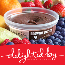 As Seen on Shark Tank—Dessert Hummus
