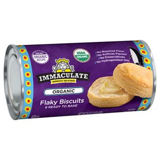 Organic Flaky Biscuits by Immaculate Baking MAIN