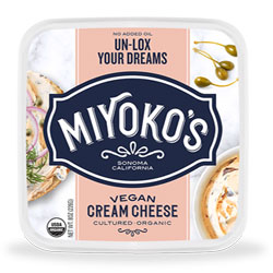 Un-Lox Your Dreams Organic Cream Cheese by Miyoko's Creamery THUMBNAIL
