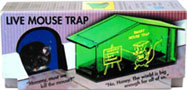 Humane Mousetraps & Repellents