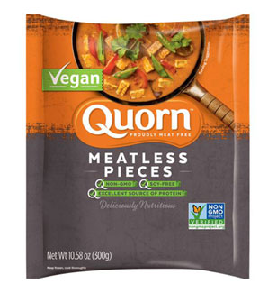 Quorn Meatless Chik'n Pieces LARGE