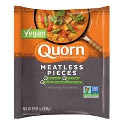 Quorn Meatless Chik'n Pieces THUMBNAIL