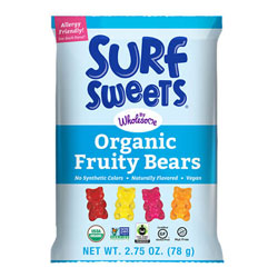 Surf Sweets Organic Fruity Bears THUMBNAIL