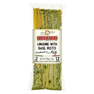 Linguine with Pesto Genovese by Tiberino MAIN