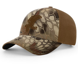 Vic Tan Kryptek Fitted Hat MAIN