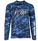 Vicious Mossy Oak Elements Marlin Long Sleeve Performance Tee THUMBNAIL