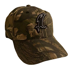 Vicious Camo Adjustable Hat MAIN