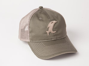 Classic Green/Tan Adjustable Hat MAIN