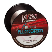 20lb Vicious Pro Elite 100% Fluorocarbon - 500 Yards MAIN