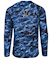 Vicious Mossy Oak Elements Marlin Long Sleeve Performance Tee SWATCH