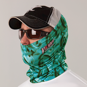 Green Vicious Gaiter MAIN