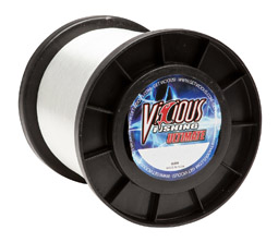 "14lb Vicious Clear Ultimate - 8,000 Yards, .013"" Avg. Dia. MAIN"