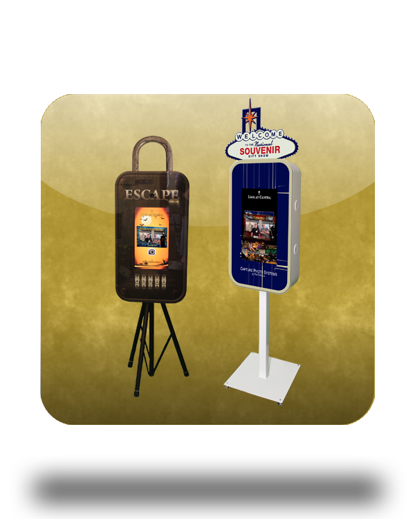 Social Media Photo Booth Systems