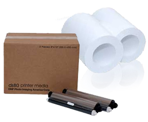 DNP DS80 8x12 Paper Kit (220 Photos) MAIN
