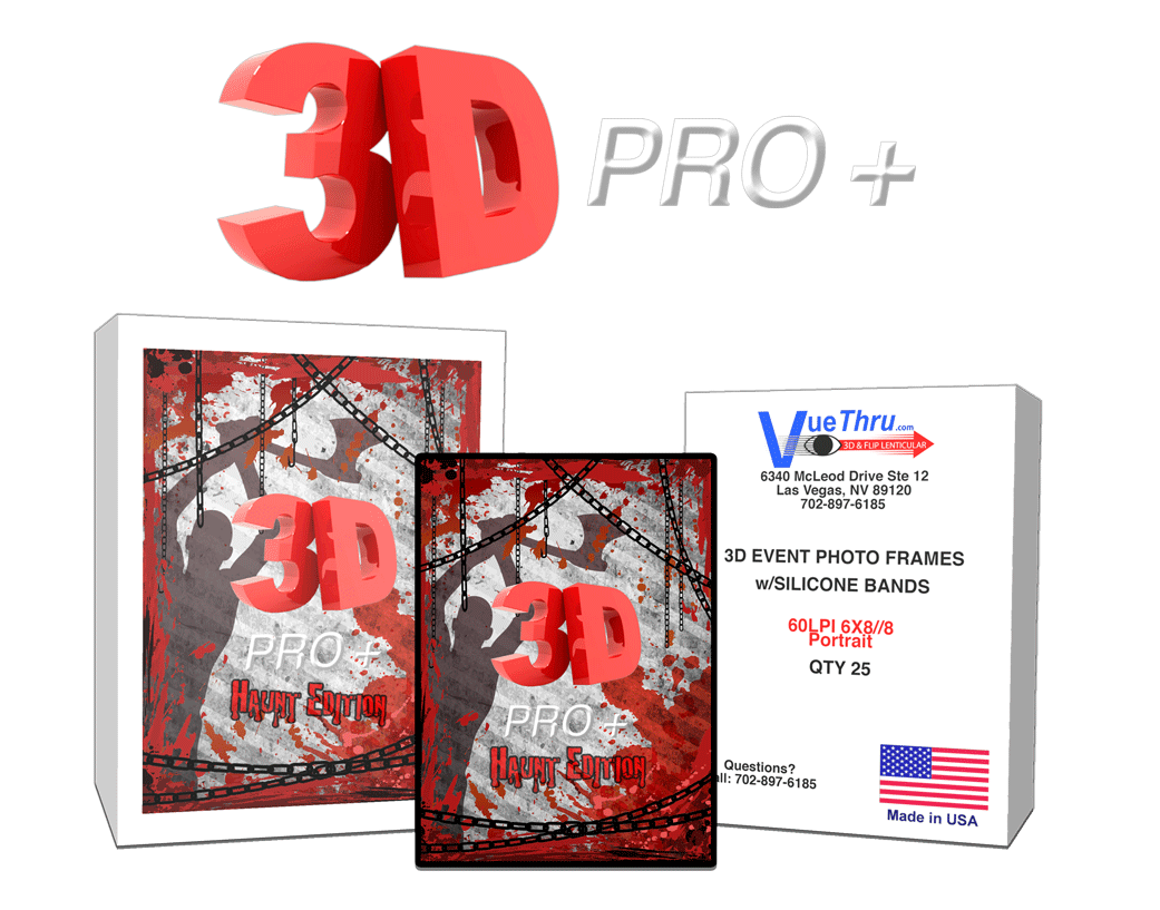 3D PRO+ with 3D Software and Materials